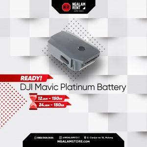 Sewa Baterai DJI Mavic Platinum Original di Malang • NGALAMSTORE